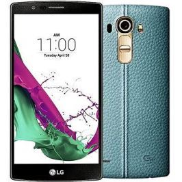 LG G4 (H815) Leather Sky Blue