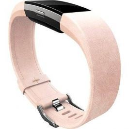 Fitbit Charge 2 Band Leather Blush Pink Large