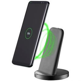 Cellularline Wireless Fast Charger Stand QI černý