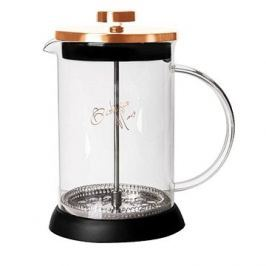 BerlingerHaus Konvička na čaj a kávu French Press 800 ml Rosegold Metallic Line